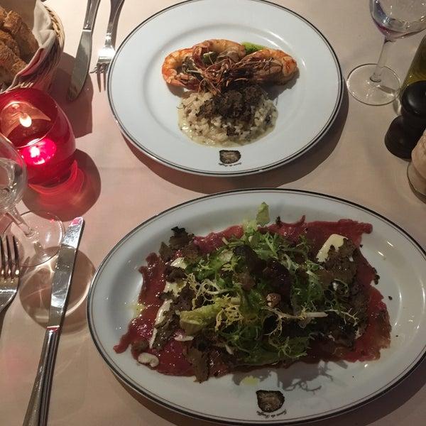 Restaurant Truffe Paris Pas Cher