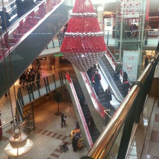 Photo taken at City 2 Shopping Mall by Guy B. on 11/29/2012