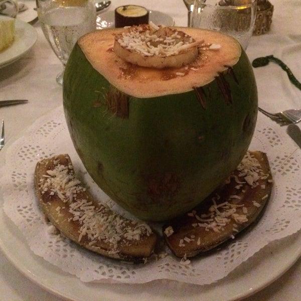 El Cocobichuela... ¡Qué bueno está! Lo que pagas por él se compensa con la total satisfacción de esa fusión de sabores.