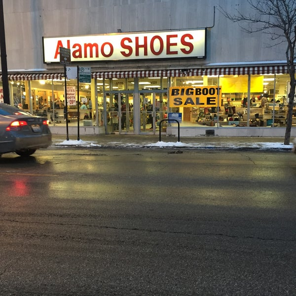 Shoe Store Andersonville