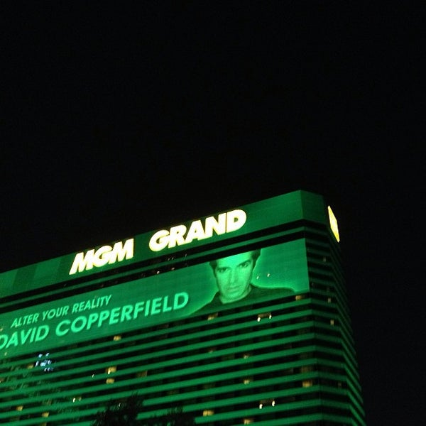 Photo taken at MGM Grand Hotel & Casino by Eben H. on 5/24/2013