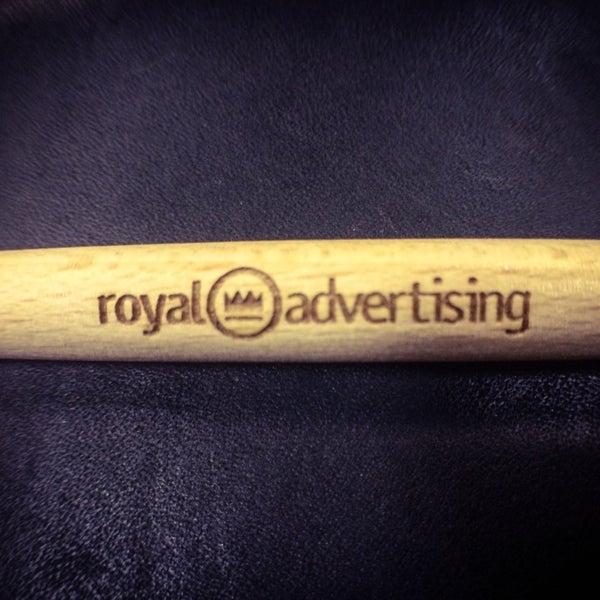 Photo taken at Royal © Advertising by Роман Д. on 7/15/2014