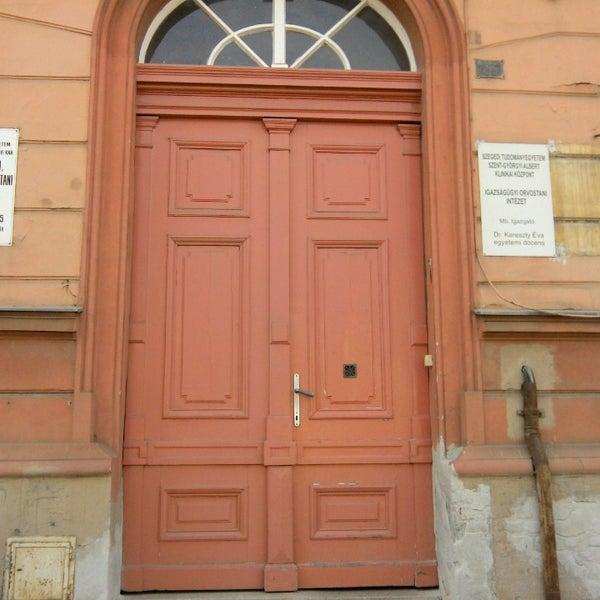 Anatómiai Intézet - Medical School in Szeged