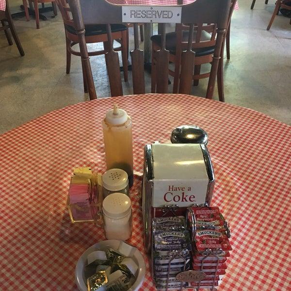 Photo taken at Big Ed's City Market Restaurant by Karla D. on 10/30/2017