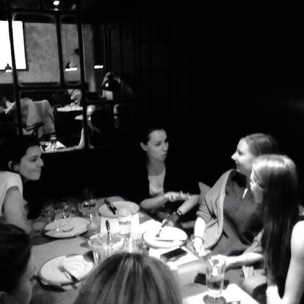 Photo taken at Haggis Pub & Kitchen by Christina P. on 6/20/2014