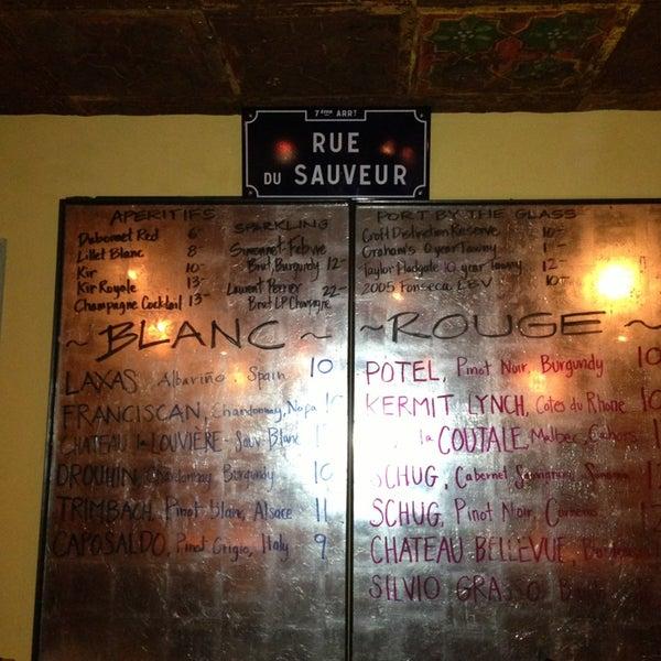 Photo taken at 315 Restaurant & Wine Bar by The Santa Fe VIP on 1/11/2013