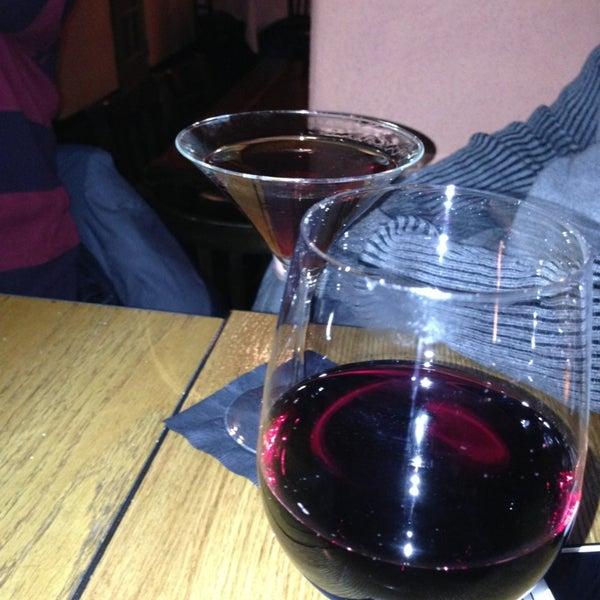 Photo taken at 315 Restaurant & Wine Bar by The Santa Fe VIP on 1/12/2013