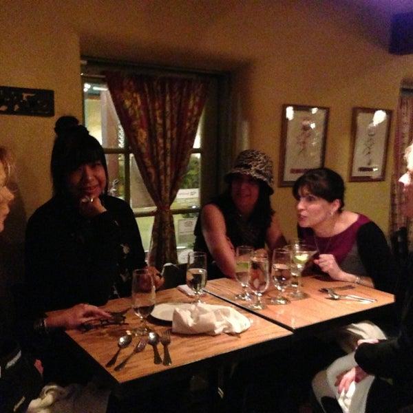 Photo taken at 315 Restaurant & Wine Bar by The Santa Fe VIP on 2/24/2013