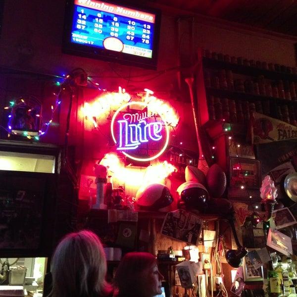Photo taken at Manuel's Tavern by Tim D. on 12/22/2012