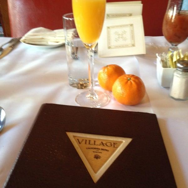 Photo taken at Village California Bistro & Wine Bar by Jason C. on 3/10/2013