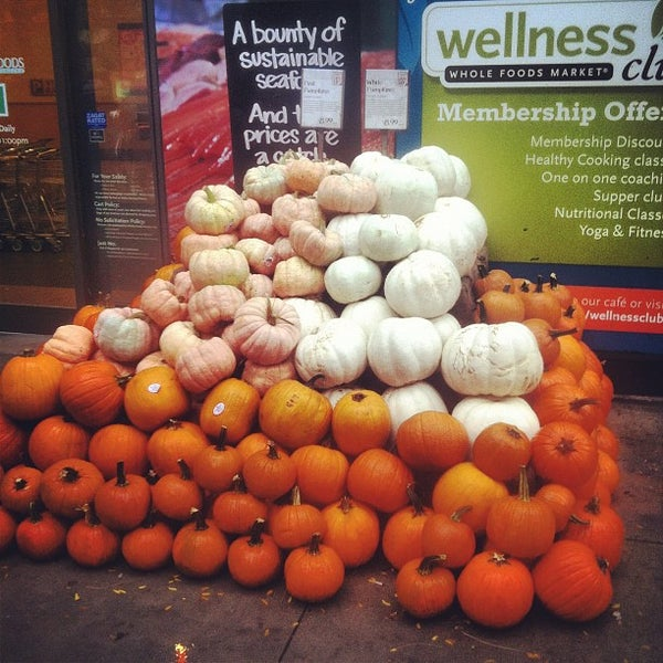 Photo taken at Whole Foods Market by Victor A. on 10/2/2012