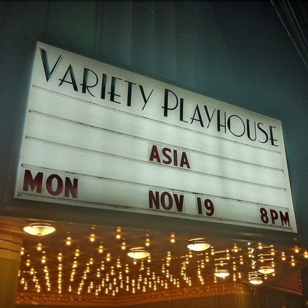 11/19/2012 tarihinde devon s.ziyaretçi tarafından Variety Playhouse'de çekilen fotoğraf