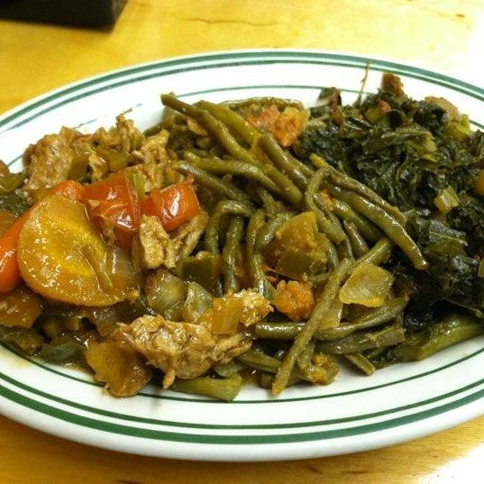 Green Kitchen Vegan Cafe: Vegetarian / Vegan Restaurant In Downtown