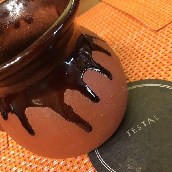 Foto tomada en Testal - Cocina Mexicana de Origen por Mariana C. el 6/11/2017