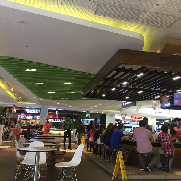 Photo taken at SM Food Court by Dan W. on 8/14/2017