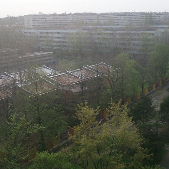 Photo taken at Blok 38 by Александар П. on 3/31/2014