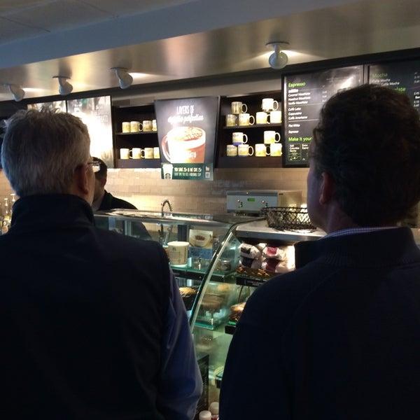 Photo taken at Starbucks by Craig J. on 4/29/2014