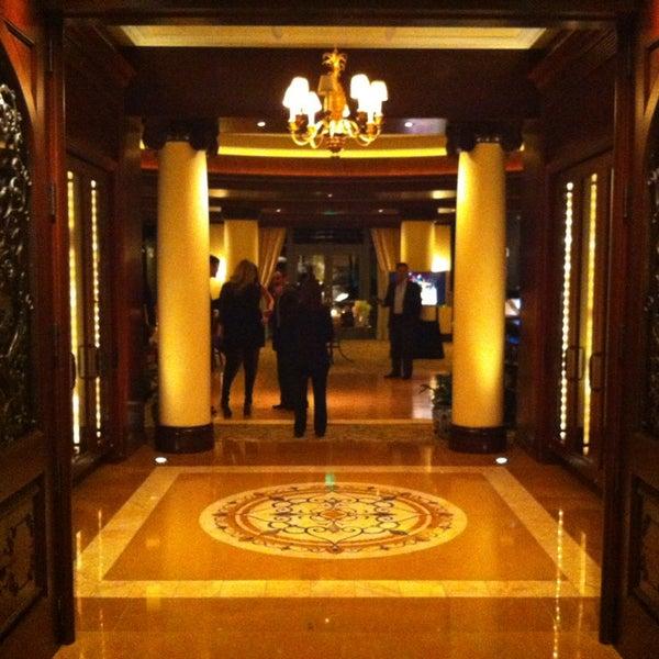 Photo taken at Four Seasons Hotel Westlake Village by hoda007 on 3/17/2013