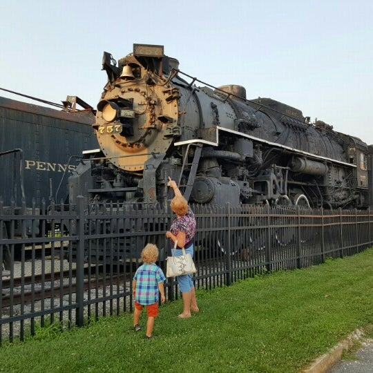 Photo taken at Railroad Museum of Pennsylvania by Andrew K. on 7/27/2015