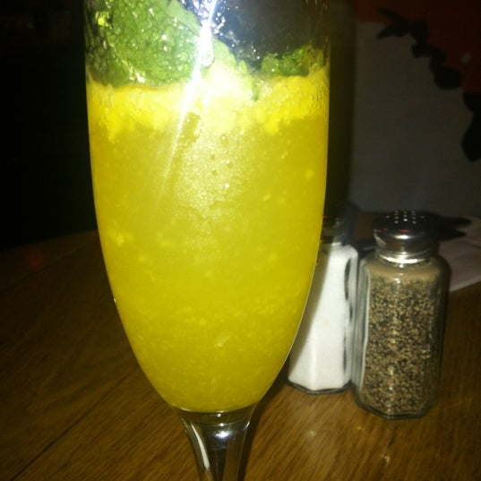 Bombay fiz - decent enough for something which is only a few pounds at happy hour