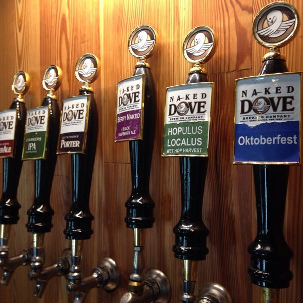 REVIEW: Naked Dove porter Craft Beer Talk