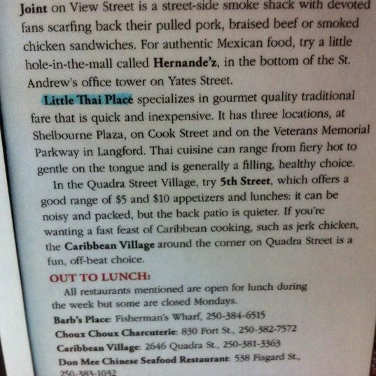 10 Favorite Restaurants