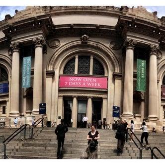 Photo taken at Metropolitan Museum of Art by Hans H. on 6/28/2013