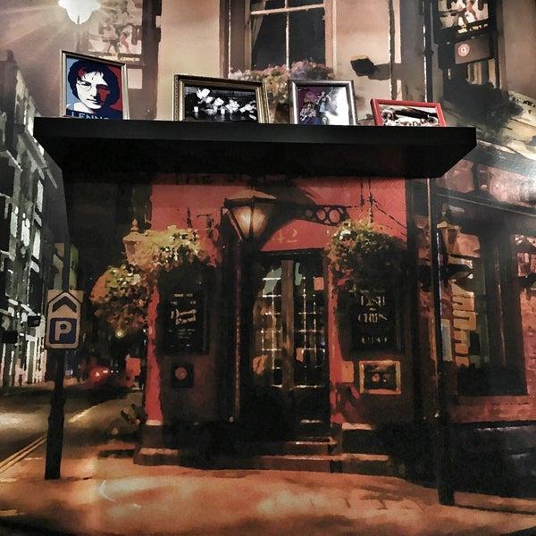 Снимок сделан в Fleet Street пользователем 💎Мадина В. 4/17/2016