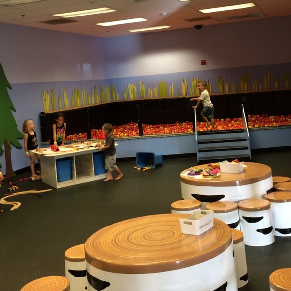 photos at ikea magic forest playground department store in san diego. Black Bedroom Furniture Sets. Home Design Ideas