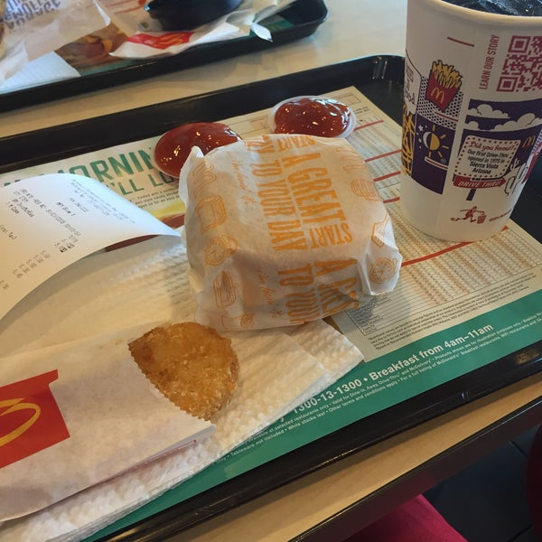 Photo taken at McDonald's by Ameen F. on 3/31/2015