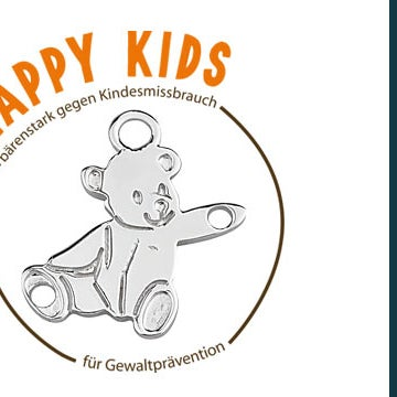 - CHARITY PROJEKT - Schmuckstücke bärenstark gegen Kindesmissbrauch und für Gewaltprävention! 🐻 Du willst unser Projekt unterstützen? bit.ly/1SgPkoK