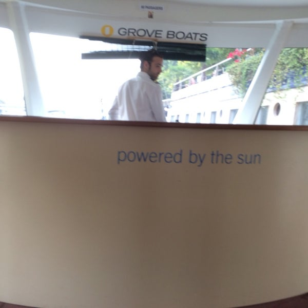 The only one bateau mouches powered by the sun on the Seine. Give a tray! I enjoyed very much the 40m quiet and the relaxing sailing on board. Only 60 seats available.