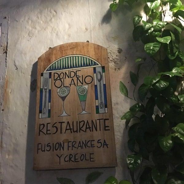 Foto tomada en Donde Olano Restaurante por David B. el 1/6/2016