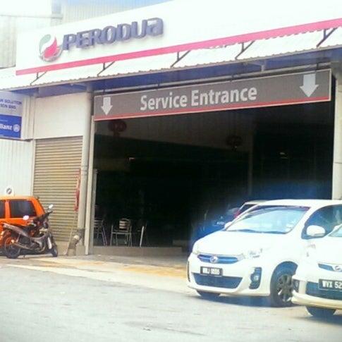 Perodua Service Center - Lot 37, Jalan 4, Kawasan