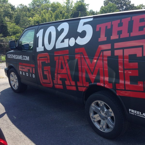 Photo taken at 102.5 The Game by Chase M. on 8/5/2013