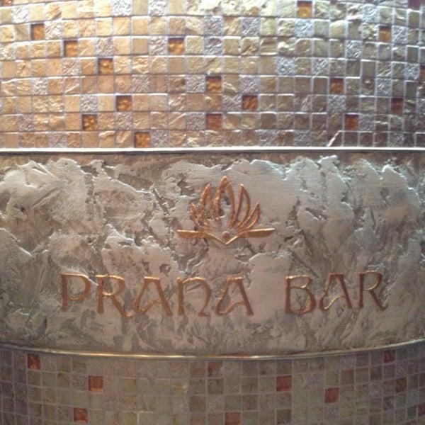 Снимок сделан в Prana Bar пользователем Danila L. 6/12/2014