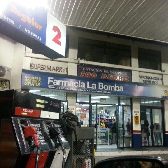 Farmacia La Bomba - Costado Este del Servicentro Enersol