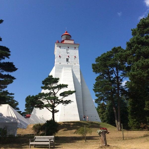Photo taken at Kõpu tuletorn    Kõpu Lighthouse by Helen M. on 8/9/2014