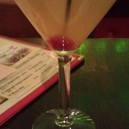 Get the guava sake martini, so good!