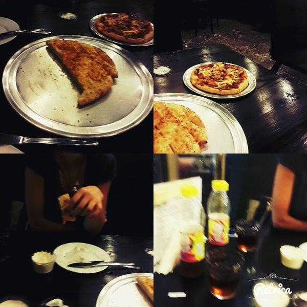 Photo taken at Ronny's Pizza Saburtalo | რონის პიცა საბურთალო by Ani R. on 7/7/2014