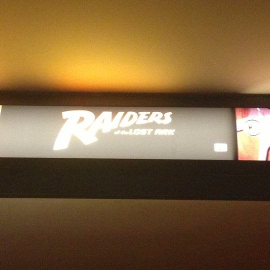 Photo taken at Regal Cinemas Fairfax Towne Center 10 by Sarah W. on 9/21/2012