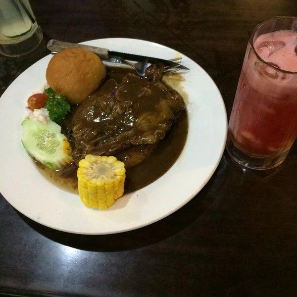 Photo taken at Masita Steak House by Riza M  on 7 10 2016. Photos at Masita Steak House   Steakhouse