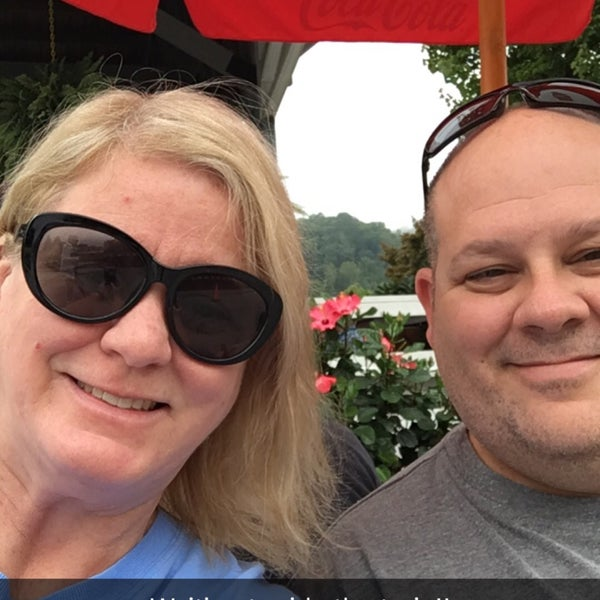 Photo taken at Great Smoky Mountain Railroad by Michelle on 9/20/2016