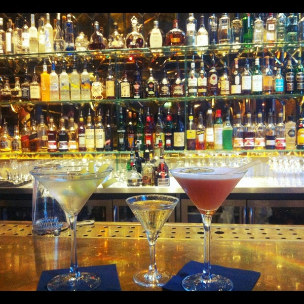Photo taken at Christopher's Martini Bar by Lia on 8/9/2013