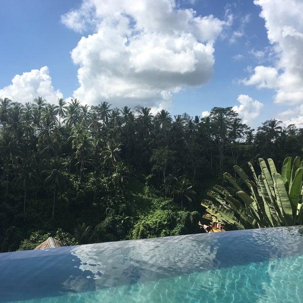 Photo taken at Viceroy Bali by Minka Monica L. on 4/30/2017
