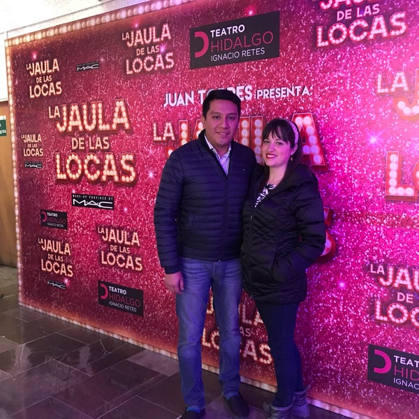 Foto tomada en Teatro Hidalgo por Leslie C. el 1/21/2018