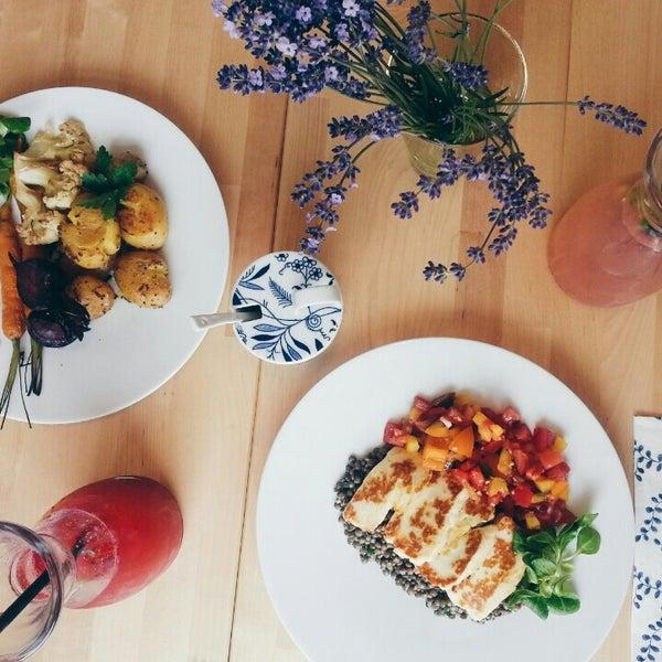 Photo taken at Mikyna Coffee & Food Point by Zuzana B. on 6/27/2015