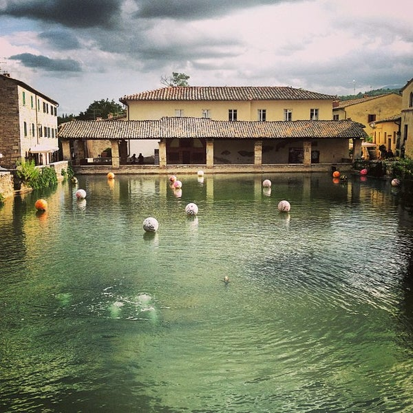 Bagno vignoni san quirico d 39 orcia toscana - Bagno vignoni b b ...
