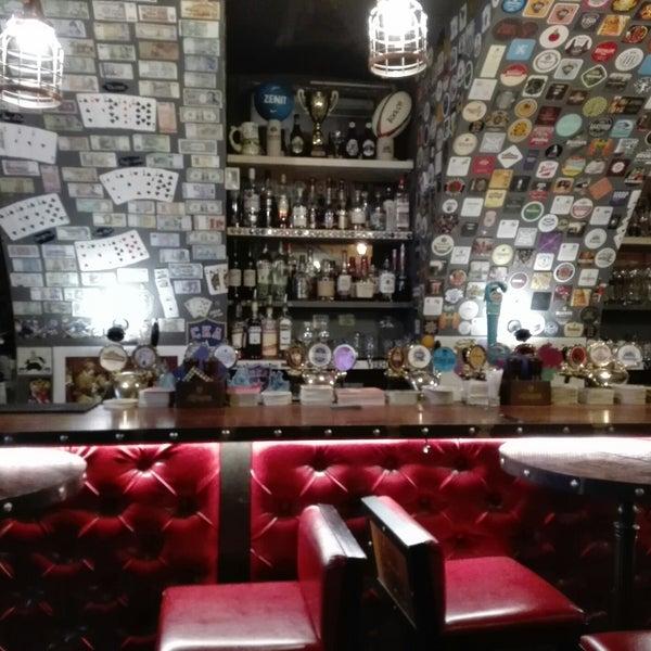 Снимок сделан в Resto Bar FULL HOUSE пользователем Ivleva E. 3/8/2018