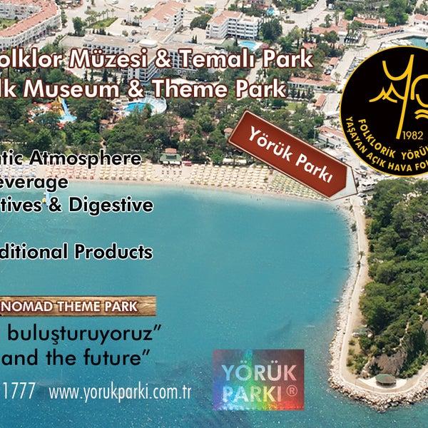 Photo taken at Yörük Parkı by Yörük Parkı on 10/21/2014